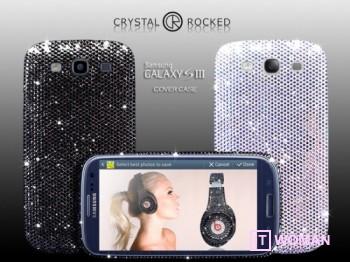 Чехол для Samsung Galaxy S3 в кристаллах Swarovski