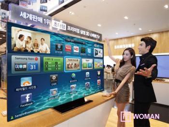 Телевизор будущего от Samsung