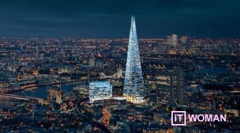 Самый высокий небоскреб Европы построили в Лондоне