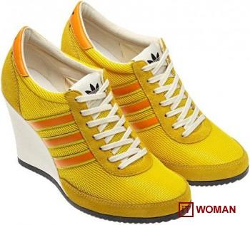 Ультрамодные кроссовки от Аdidas!