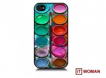 Чехол на iPhone для художников