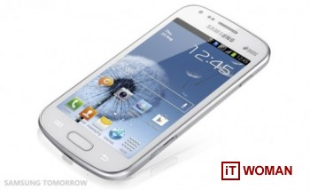 Смартфон Galaxy S Duos с двумя SIM-картами!