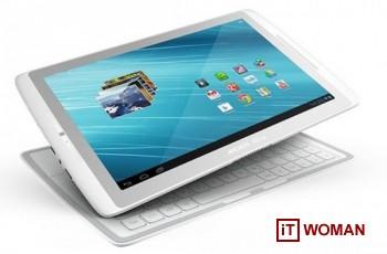 Archos запускает бюджетный планшет с прицепной клавиатурой