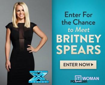 Выиграй возможность встретиться с Бритни Спирс!
