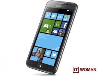 Samsung выпустил смартфон на Windows 8 phone