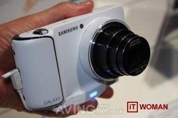 Фотоаппарат Samsung Galaxy заставит тебя улыбаться!