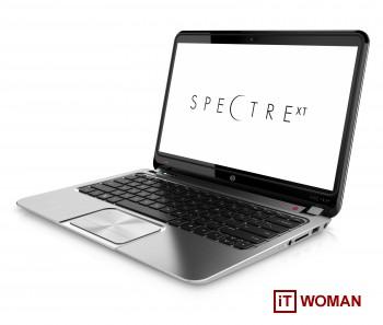 Будь стильной с новым ультрабуком HP ENVY 13 Spectre XT