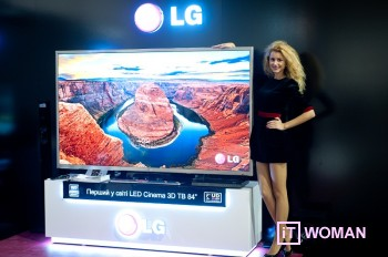 LG Electronics поддерживает 31-й Ukrainian Fashion Week