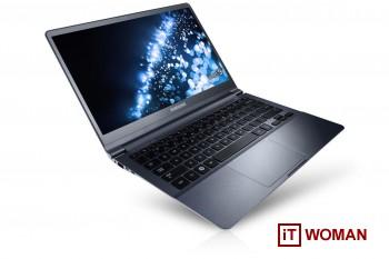 В Украине стартовали продажи премиальных ноутбуков Samsung серии 9 новой генерации