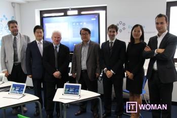 Samsung создает инновационные классы для обучения
