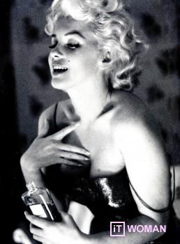 Мэрилин Монро любила духи Chanel No.5