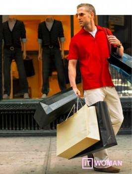 Мужчины в шоппинге лучше женщин!