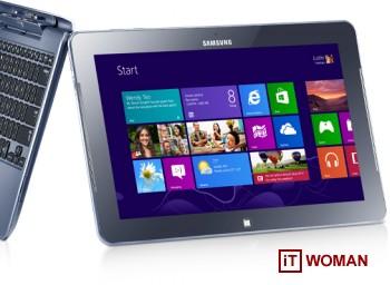 Два в одном: планшет и ноутбук от Samsung на Windows 8