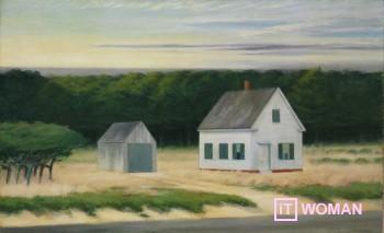 Картина Хоппера стала самой дорогой на онлайн аукционе