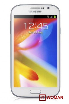 Samsung представляет смартфон Galaxy Grand