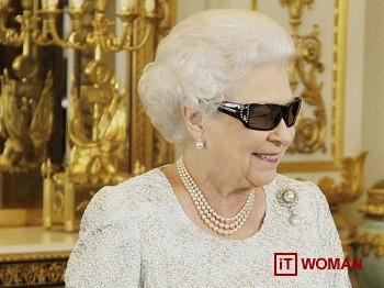 3D-очки для королевы Елизаветы II