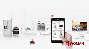LG открывает новую эпоху «умного дома» на CES 2013