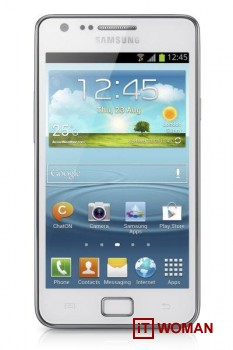Samsung представляет смартфон GALAXY S II Plus