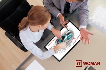 Сенсорный монитор Sharp - идеальное решение для бизнеса