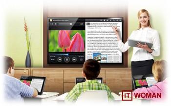 Samsung создает классы будущего!