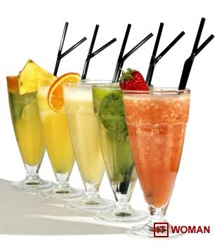 ТОП-5 женских коктейлей на 8 Марта
