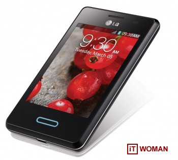Мировой дебют LG Optimus L3II