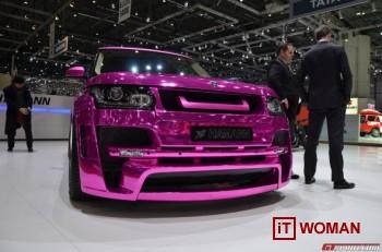 Range Rover по-женски