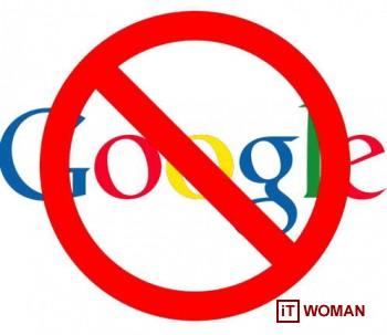 Звериный оскал Google