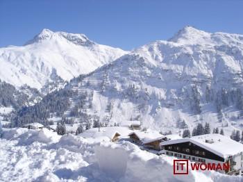 Лыжный отдых в Швейцарии