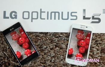 Мировая премьера смартфона LG Optimus L5II
