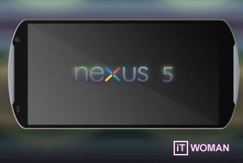 Ожидаем Nexus 5 в мае!