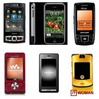 Сколько и какие телефоны покупают украинцы?