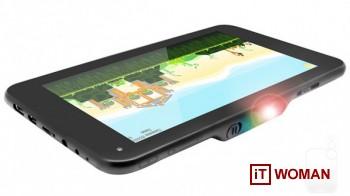 LumiTab - планшет со встроенным проектором!