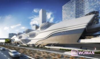 В Саудовской Аравии построят станцию метро из золота и мрамора