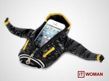 Стильная куртка для iPhone