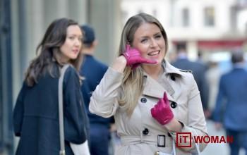 Перчатка превратит руку в телефон!