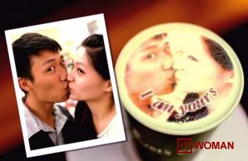 Кофе с вашей фотографией на пенке подают в тайваньском кафе