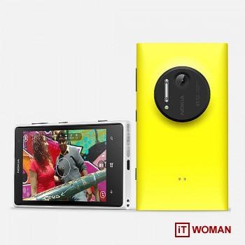 Nokia Lumia 1020: мега-мегапиксельный Windows Phone