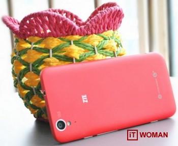 ZTE представит первый смартфон на процессоре Tegra 4