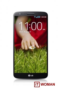 Смартфон LG G2 не такой, как все...