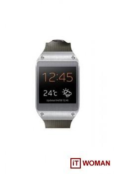 Высокотехнологические часы от Samsung