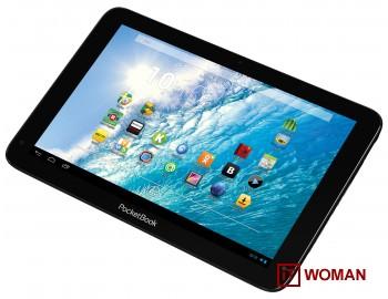 Недорогие планшеты от PocketBook