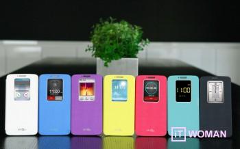 Оформи предзаказ LG G2 и гарантировано получай подарки!