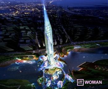 В Сеуле построят невидимую башню