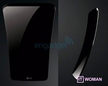 LG G Flex - гибкий смартфон скоро в продаже