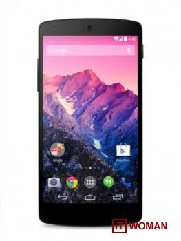 LG и Google представляют Google Nexus 5