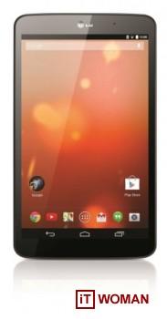 LG представляет первый в мире планшет Google Play Edition