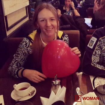 Украинская Олимпийская спортсменка Аннамари Чундак дала интервью перед выступлением в Сочи