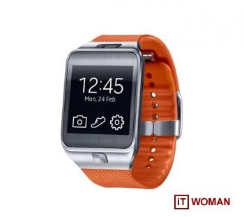 Встречаем новое поколение умных часов Samsung Gear
