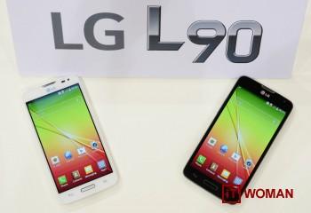 LG L90: флагманский смартфон L-серии уже в Украине